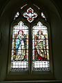 Church of St Mary Matching Essex England - stained glass 1.jpg