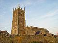 Church of St Quiricus and St Juliet Tickenham.jpg