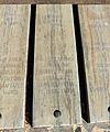 Cimitero italiano di asmara, memoriale caduti dell'agip, 04 deceduti nel gimma.JPG