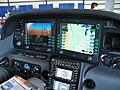 Cirrus SR22 N307A Cockpit.jpg