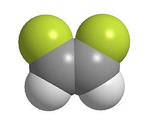 1,2-Difluoroethylene - Image: Cis 1,2 difluoroetheneball