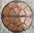 City Electric and Light Company manhole cover.jpg