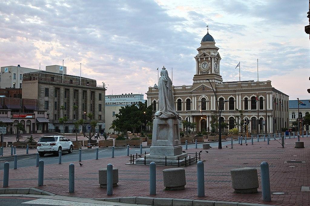 City Hall, Market Square, Port Elizabeth.