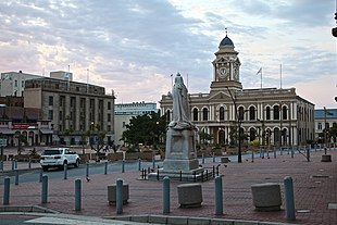 City Hall, Market Square, Port Elizabeth