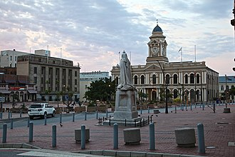 Port Elizabeth - City Hall, Market Square, Port Elizabeth.