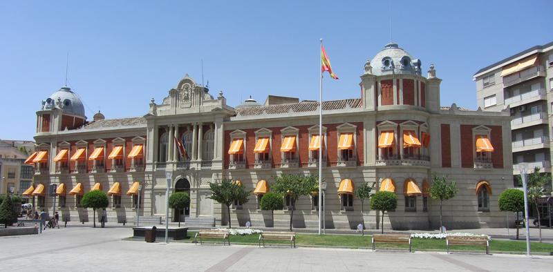 File:Ciudad Real (RPS 20-07-2012) Diputación Provincial, fachadas.png