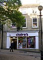 Claire's - Woolshops - geograph.org.uk - 1576846.jpg
