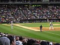 Cleveland Indians v. Chicago White Sox, U.S. Cellular Field (Comiskey Park), Chicago, Illinois (9181789630).jpg