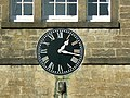 Clock, France Meeting, Chalford - geograph.org.uk - 1020558.jpg