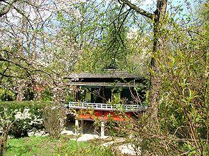 Cluj-Napoca Botanical Garden - The Japanese Garden