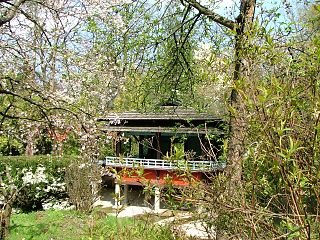 Cluj-Napoca Botanical Garden botanical garden