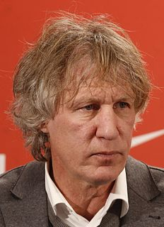 Gertjan Verbeek Dutch footballer and manager
