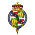 Coat of Arms of Derick Heathcoat-Amory, 1st Viscount Amory, KG, GCMG, TD, PC, DL, OD.png