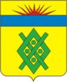 Coat of Arms of Eremizovo-Borisovskoe (Krasnodar krai).png