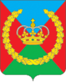 Coat of Arms of Konstantinovskoe (Moscow oblast).png