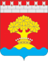Coat of Arms of Ostrovetskoe (Moscow oblast).png