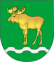 Coat of Arms of Rasony, Belarus.png