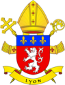 Coat of Arms of archdiocese of Lyon.png