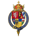 Coat of arms Frederick V, Elector Palatine, King of Bohemia.png