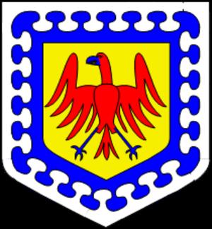 Principality of Fürstenberg - Image: Coat of arms of Fürstenberg
