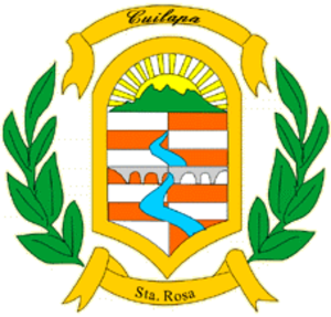 Santa Rosa Department, Guatemala - Image: Coat of arms of Santa Rosa