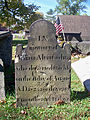 Cochran (William Alvin), Lebanon Church Cemetery, 2015-10-23, 01.jpg