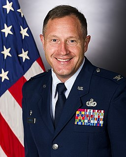Kirk B. Stabler United States Air Force Colonel (Special Agent)