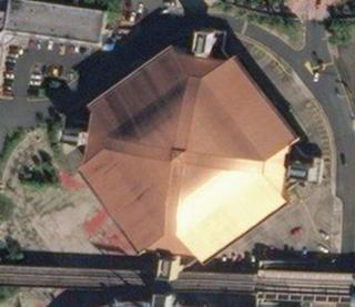 Coliseo Rubén Rodríguez Multi-purpose arena in Bayamón, Puerto Rico