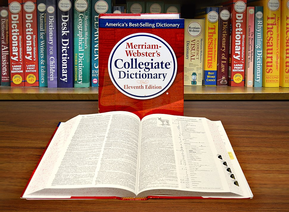 Collegiate Dictionary