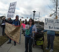 Colorado Springs Millions Against Monsanto World Food Day 2011.jpg