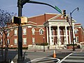 Colquitt County Courthouse Annex (West-South face).JPG