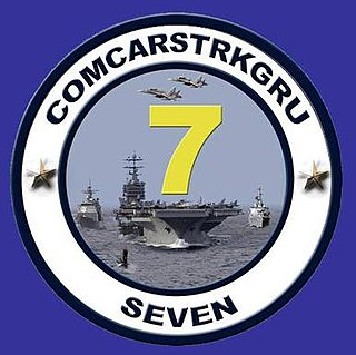 Carrier Strike Group Seven 2004–06 operations