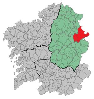 A Fonsagrada (comarca)