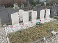 Commonwealth war graves - The Netherlands - Zwartewaal general cemetery.jpg