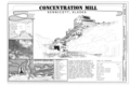 Concentration Mill Title Sheet - Kennecott Copper Corporation, Concentration Mill, On Copper River and Northwestern Railroad, Kennicott, Valdez-Cordova Census Area, AK HAER AK-1-D (sheet 1 of 26).png