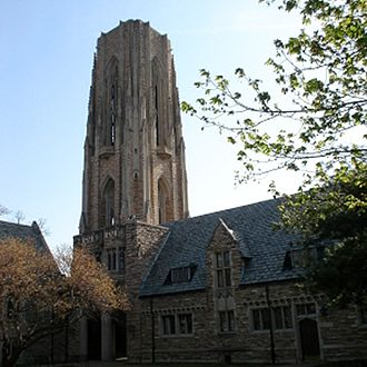 Concordia Seminary - Part of the historic Seminary campus including Luther Tower
