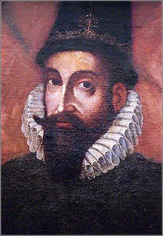 Diego López de Zúñiga, 4th Count of Nieva - Image: Conde de Nieva