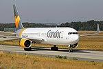 Condor Boeing 767-330-ER D-ABUD (29180898174).jpg