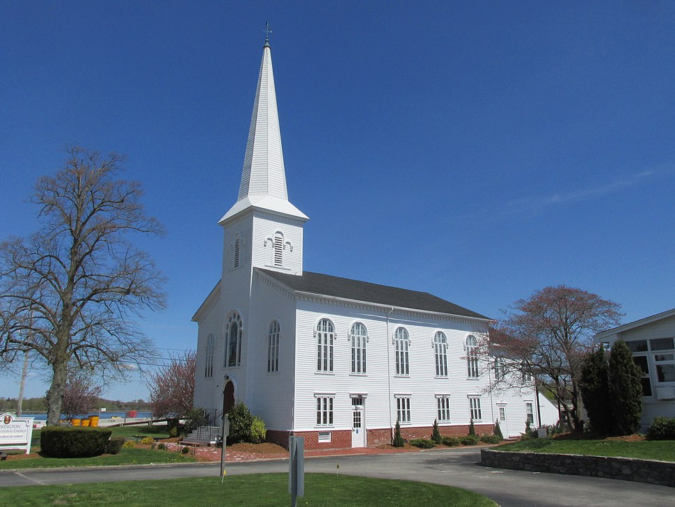 Congregational Church, Barrington RI