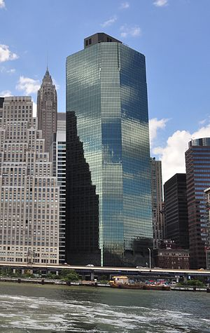 Continental Center (New York City) - Image: Continental Center NYC