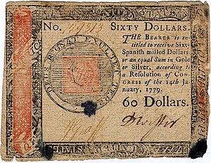 Continental Currency $60 banknote obverse (January 14, 1779).jpg
