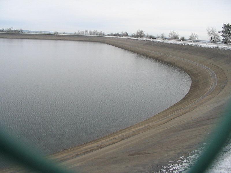 Coo I upper reservoir (Belgium)