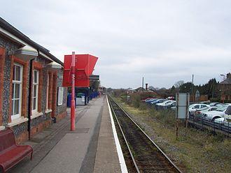 Cookham - Cookham railway station