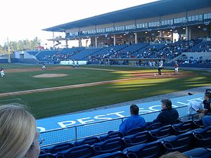 Coolray Field - Image: Coolray Field 2009