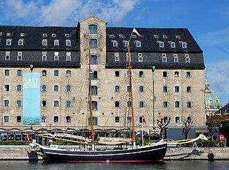 Copenhagen Admiral Hotel - Image: Copenhagen Admiral Hotel