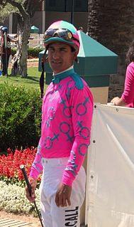 Corey Nakatani American jockey