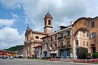 Corneliano d'Alba (Piemonte, Italia), centro storico - panoramio.jpg