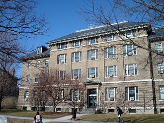 Cornell Institute for Public Affairs - Caldwell Hall serves as the headquarters for the CIPA program.