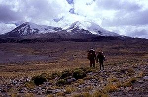 Condesuyos Province - Qurupuna volcano, Condesuyos Province