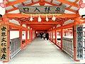 Corridors, Itsukushima Shinto Shrine - DSC01905.JPG